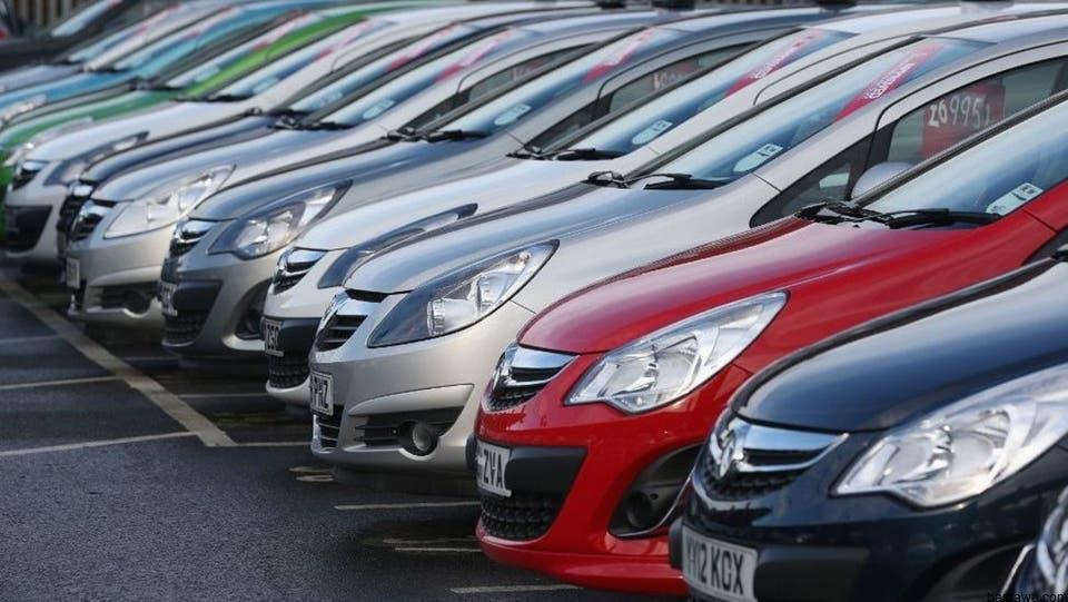 تراجع في مبيعات السيارات الأوروبية الجديدة في حزيران