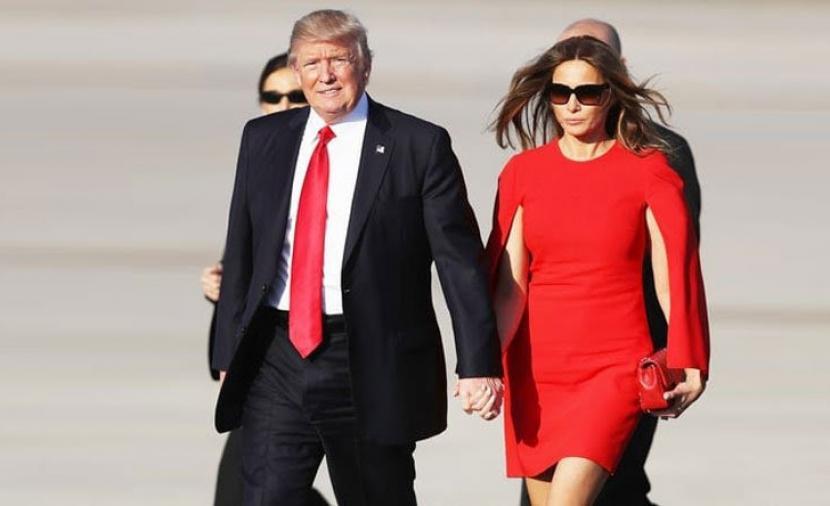 إصابة ترامب وزوجته بفيروس كورونا