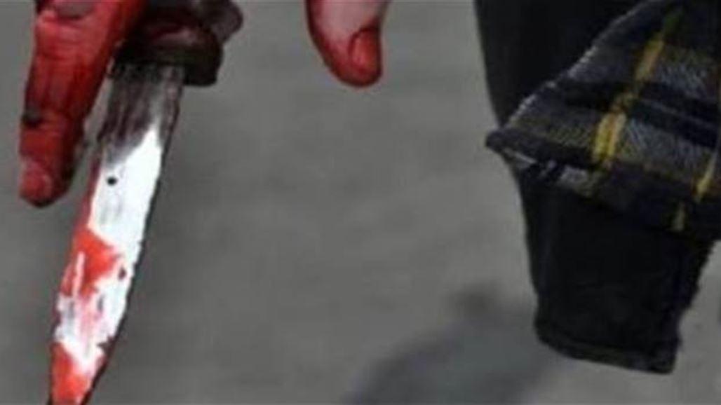 قتل شاب طعناً على يد مجهولين في محافظة الديوانية