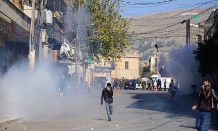 وفاة أحد المتظاهرين في مظاهرات السليمانية الاخيرة متأثرا بإصابته