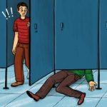 لماذا لا تصل أبواب المراحيض العامة إلى الأرضية